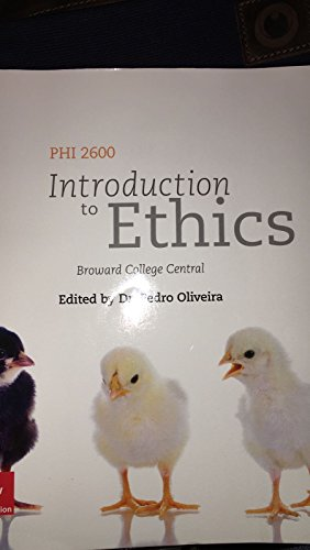 INTRO.TO ETHICS >CUSTOM<                N/A 9781259565380 Front Cover