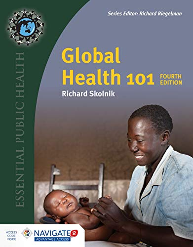 Cover art for Global Health 101, 4th Edition