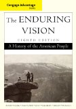 Enduring Vision A History of the American People 8th 2015 edition cover
