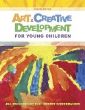 Art and Creative Development for Young Children:   2014 9781285432380 Front Cover