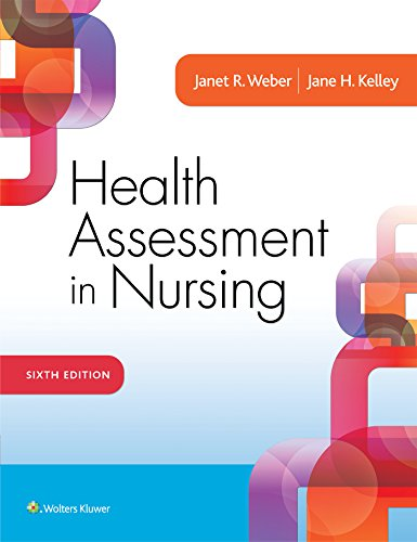 Health Assessment in Nursing  6th (Revised) 9781496344380 Front Cover