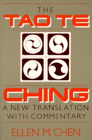 -Tao Te Ching A New Translation with Commentary  1998 edition cover