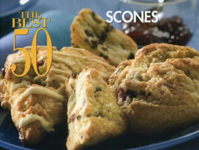 Best 50 Scones  N/A 9781558673380 Front Cover