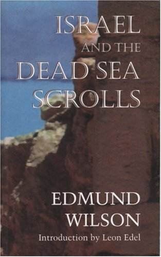 Israel and the Dead Sea Scrolls   2000 9781559212380 Front Cover