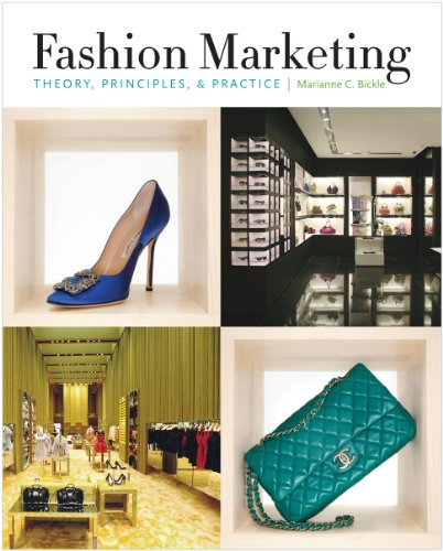 Fashion Marketing Theory, Principles and Practice  2010 edition cover