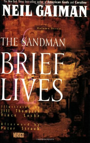 Brief Lives   1994 (Revised) edition cover
