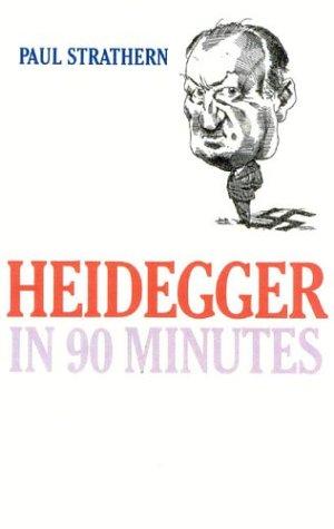 Heidegger in 90 Minutes   2002 edition cover
