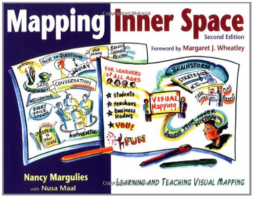 Mapping Inner Space Learning and Teaching Visual Mapping 2nd 2002 (Revised) edition cover