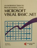 Introduction to Programming Using Microsoft Visual Basic .NET   2003 edition cover