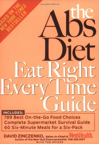 Abs Diet Eat Right Everytime Guide   2005 (Revised) edition cover