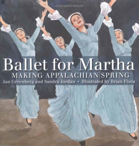 Ballet for Martha Making Appalachian Spring  2010 edition cover