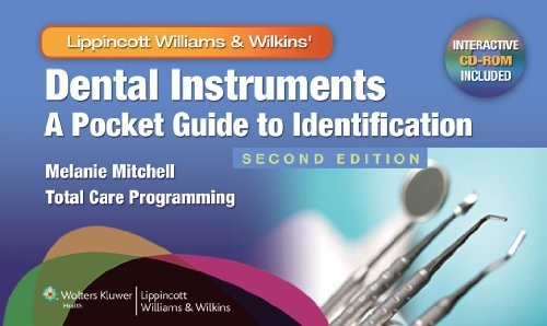 Dental Instruments A Pocket Guide to Identification 2nd 2012 (Revised) edition cover