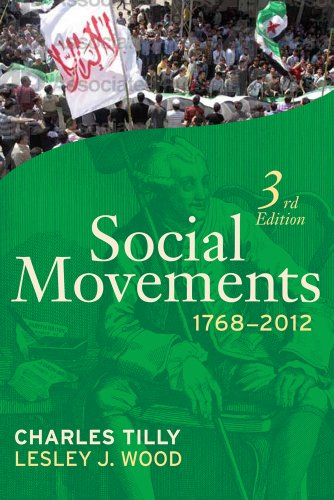 Social Movements, 1768-2012  3rd 2013 edition cover