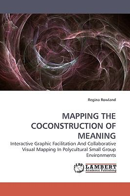 Mapping the Coconstruction of Meaning  N/A 9783838304380 Front Cover