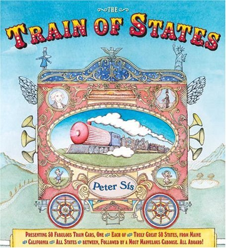 Train of States   2004 9780060578381 Front Cover