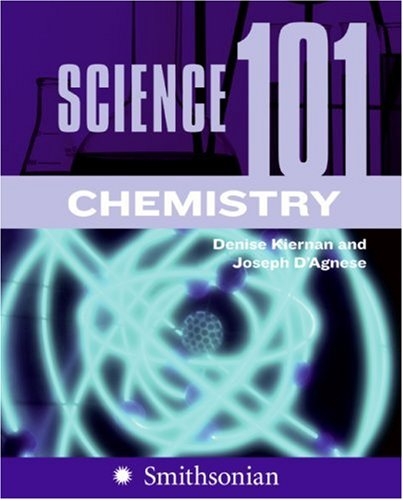 Chemistry - Science 101   2007 edition cover