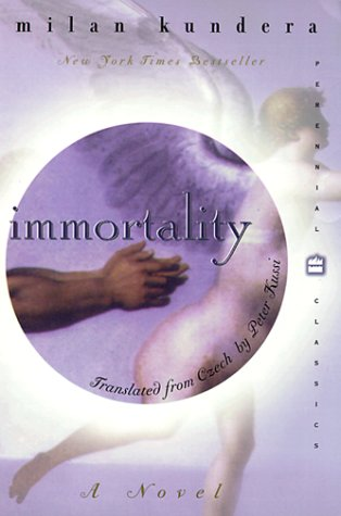 Immortality   1991 edition cover
