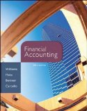 Financial Accounting  16th 2015 edition cover