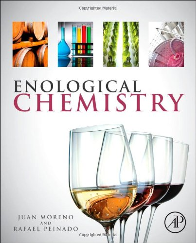 Enological Chemistry   2012 9780123884381 Front Cover