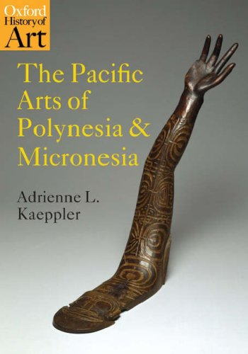 Pacific Arts of Polynesia and Micronesia   2008 edition cover