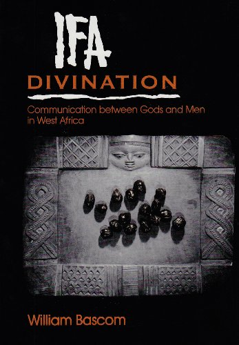 Ifa Divination Communication Between Gods and Men in West Africa  1991 (Reprint) 9780253206381 Front Cover