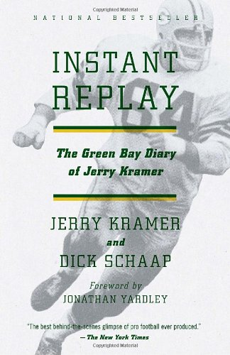 Instant Replay The Green Bay Diary of Jerry Kramer N/A edition cover