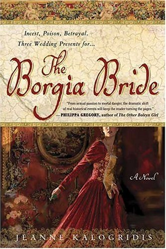 Borgia Bride   2005 edition cover