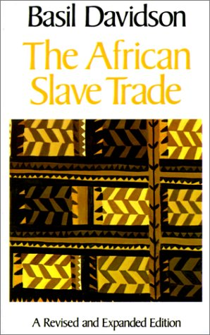 African Slave Trade  N/A edition cover