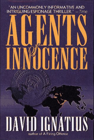 Agents of Innocence   1997 edition cover