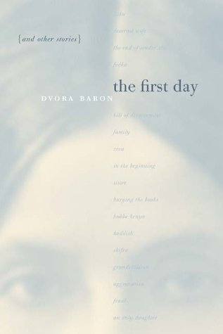 First Day and Other Stories   2001 edition cover