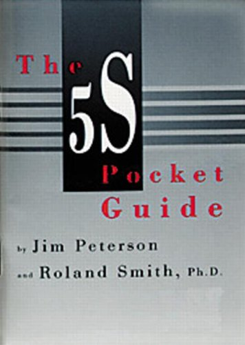 5S Pocket Guide   1998 edition cover