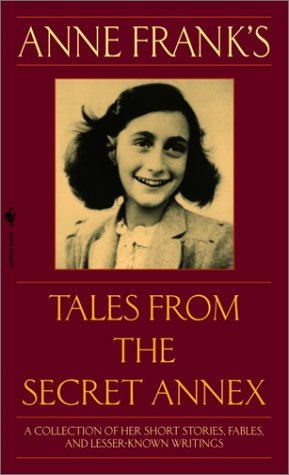 Anne Frank's Tales from the Secret Annex   2003 edition cover