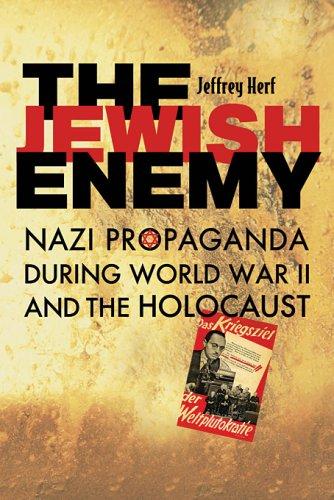 Jewish Enemy Nazi Propaganda During World War II and the Holocaust  2006 edition cover