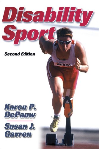 Disability Sport  2nd 2005 (Revised) edition cover