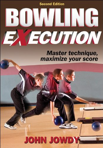 Bowling - Execution  2nd 2009 9780736075381 Front Cover