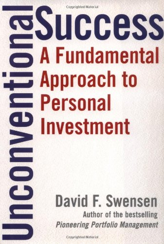 Unconventional Success A Fundamental Approach to Personal Investment  2005 edition cover