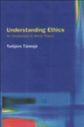 Understanding Ethics An Introduction to Moral Theory  2002 9780748616381 Front Cover