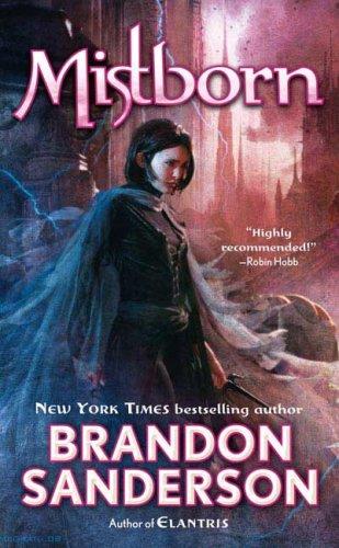 Mistborn  N/A edition cover
