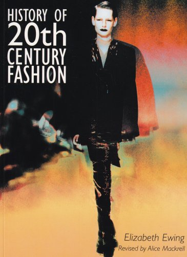 History of 20th Century Fashion 4th 2001 (Revised) edition cover