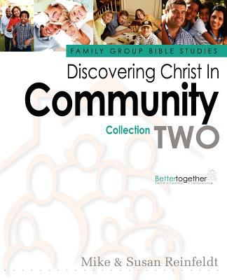 Discovering Christ in Community--Collection 2 N/A edition cover