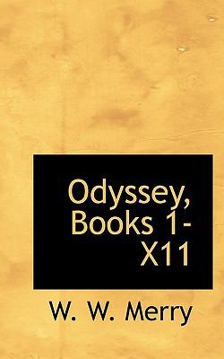 Odyssey, Books 1-X11  N/A 9781116557381 Front Cover