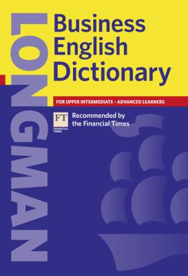 Longman Business Dictionary  2007 9781405851381 Front Cover