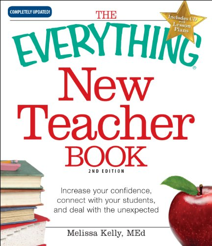 Everything New Teacher Book A Survival Guide for the First Year and Beyond 2nd 2010 edition cover