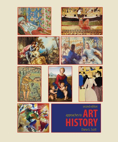 Approaches to Art History  2nd (Revised) edition cover