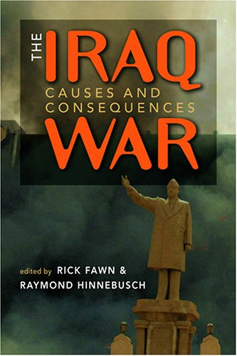 Iraq War Causes and Consequences  2006 edition cover