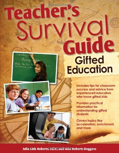 Teacher's Survival Guide Gifted Education  2011 edition cover
