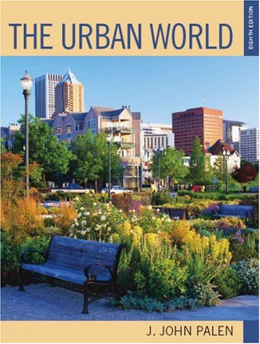 Urban World  8th 2008 edition cover