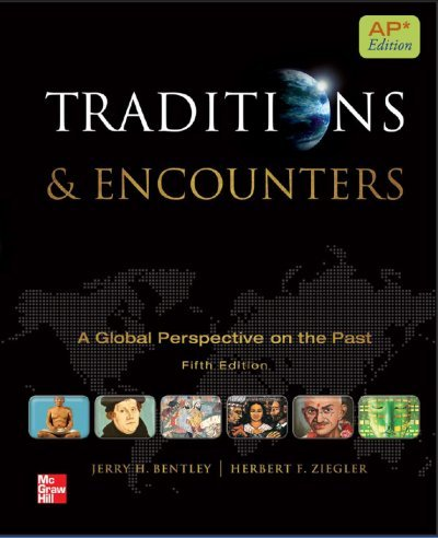 Traditions and Encounters, Ap Edition  5th 2011 9780076594382 Front Cover