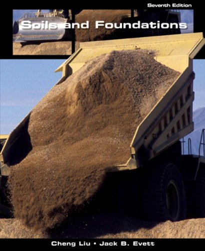Soils and Foundations  7th 2008 edition cover