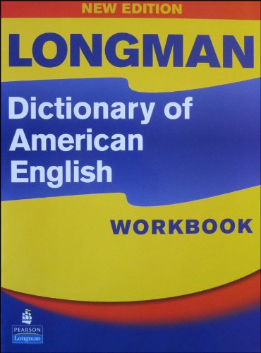 LONGMAN DICT.OF AMERICAN ENGLISH-WKBK. N/A 9780135051382 Front Cover